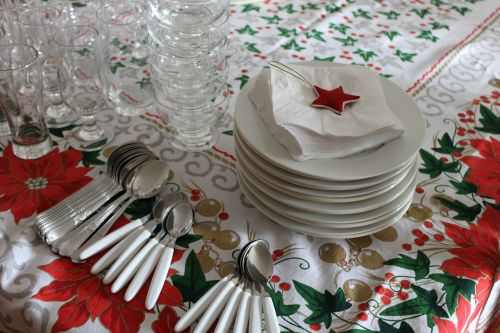 christmas december parties