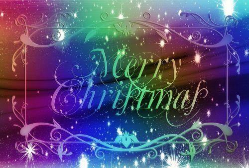 christmas greeting card frame
