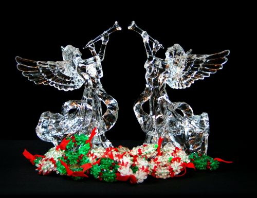 christmas angels holiday decorations tree toppers