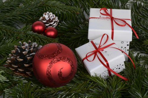 christmas balls made gift