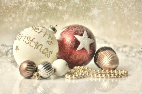 christmas balls  star  christmas