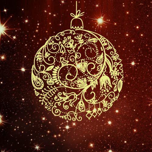 christmas bauble christmas christmas ornaments