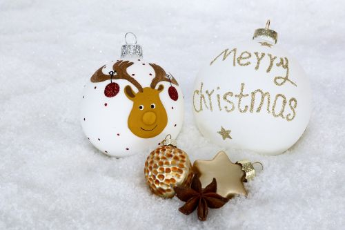 christmas bauble advent christmas time