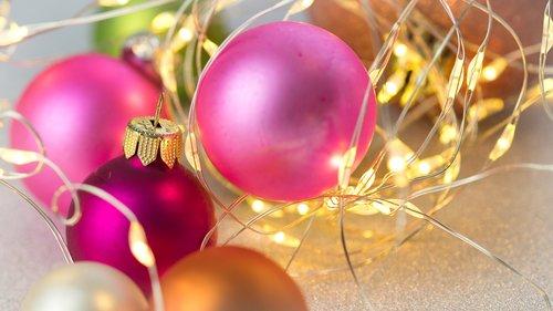 christmas bauble  ball  christmas