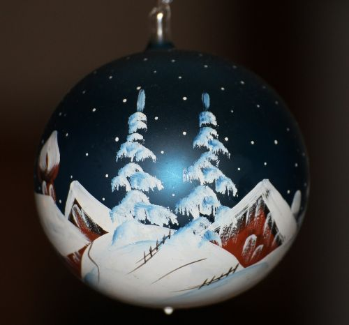 christmas bauble christmas decoration
