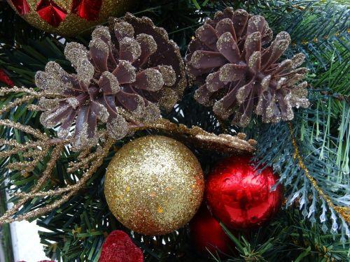 Christmas Baubles Decoration