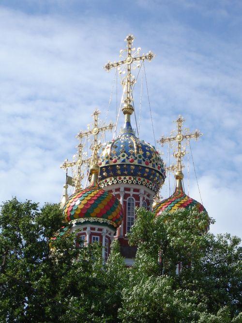 christmas church nizhniy novgorod church