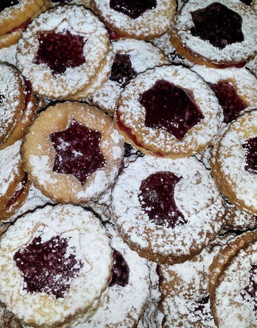 christmas cookies christmas baking cookie