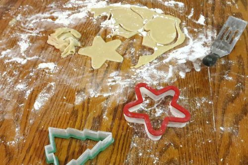 christmas cookies cooking culinary