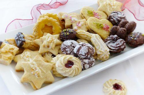 christmas cookies cookies bake