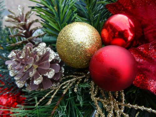 Kalėdos, santa, Claus, medis, medžiai, gėlė, gėlės, beabilis, bambukai, apdaila, dekoracijos, dekoruoti, xmas, šventė, atostogos, linksmas, laimingas, pateikti, dovanos, Kalėdų dekoravimas