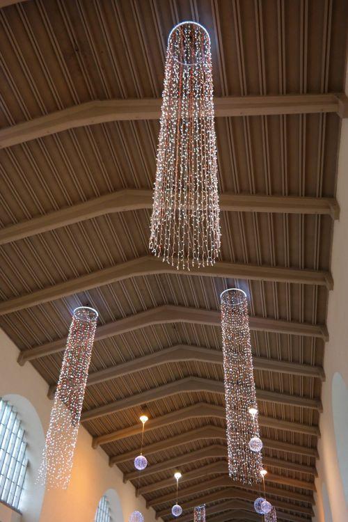 christmas decoration lights lighting