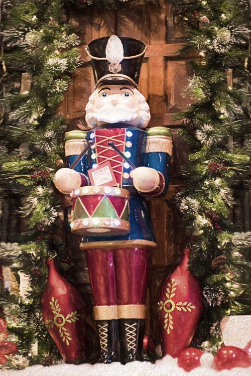 christmas drummer boy drummer holiday
