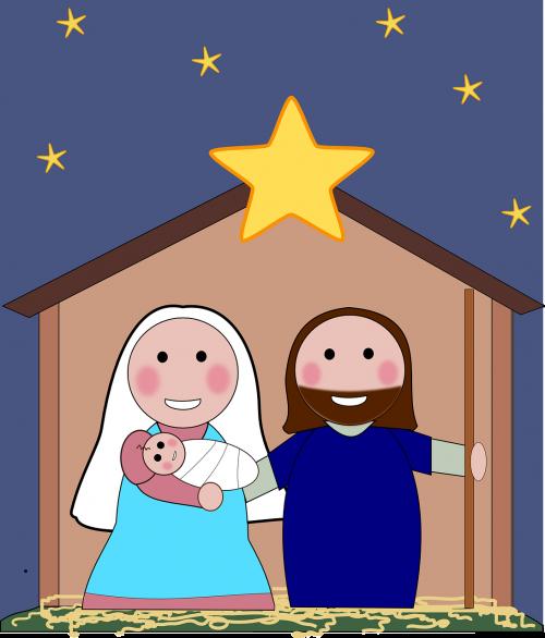 christmas eve maria joseph