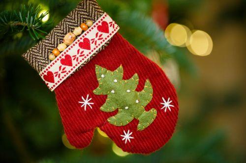 Christmas Glove