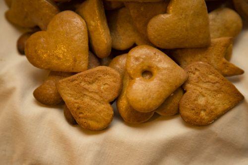 Christmas Homemade Gingerbread