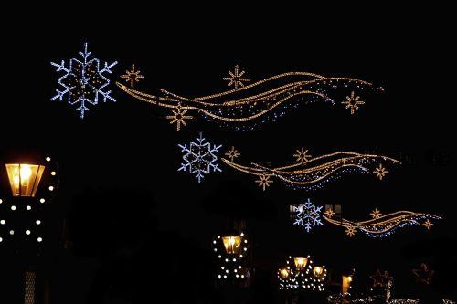 christmas market lichterkette lights
