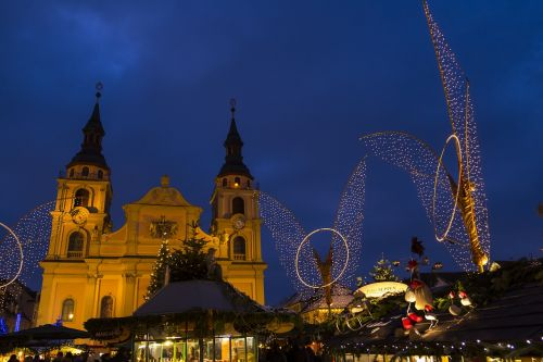 christmas market christmas christmas time