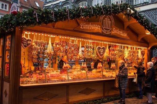 christmas market lüneburg christmas time