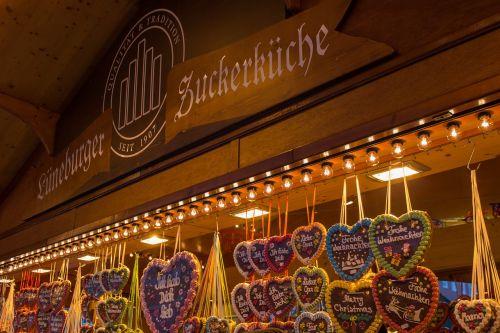 christmas market bude lüneburg