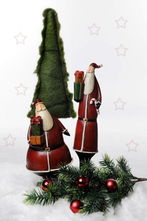 christmas motif santa clauses christmas
