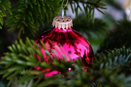 christmas ornament bauble ball
