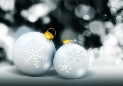 christmas ornaments advent ball