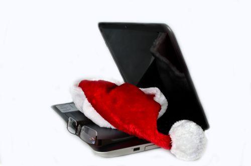 Kalėdos, apsipirkimas, parduotuvė, verslas, prisijungęs, internetas, dovanos, nešiojamojo kompiuterio, pc, kompiuteris, atostogų & nbsp, laikas, pinigai, Kalėdų apsipirkimas