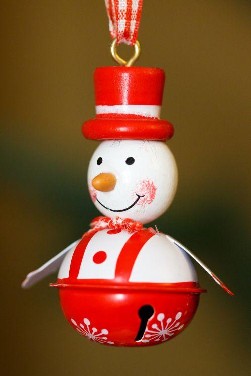 Christmas Snowman Hanging