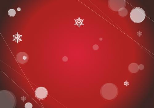 christmas time nicholas snowflakes