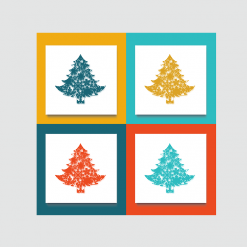christmas tree,christmas,square,structure,color,symbol,concept,clarity,regulation,design,pattern,plan,idea,element,schema,graph