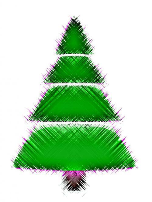 christmas tree decoration christmas eve