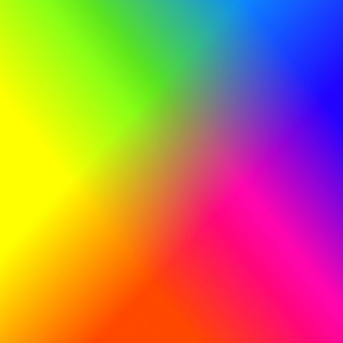 chromatic color background