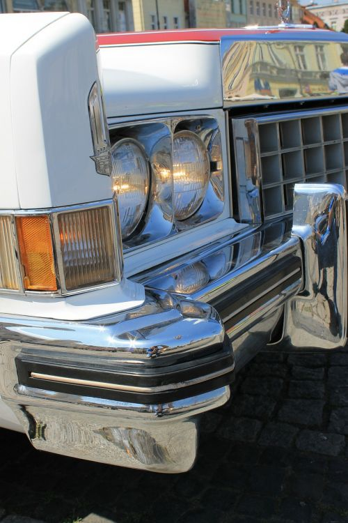 chrome muscle car vintage cars