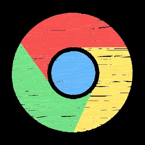 chrome logo chrome icon