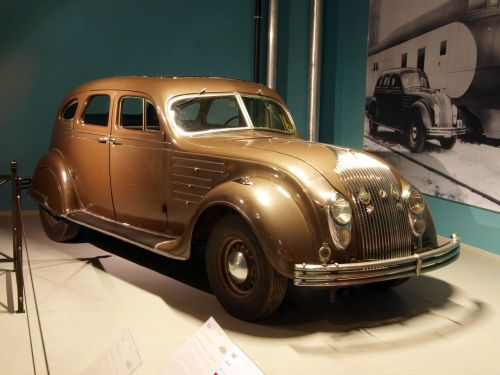 chrysler 1934 car automobile