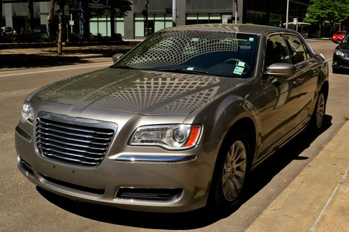 chrysler 300  sedan  hemi