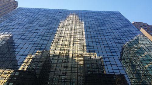 chrysler building new york usa
