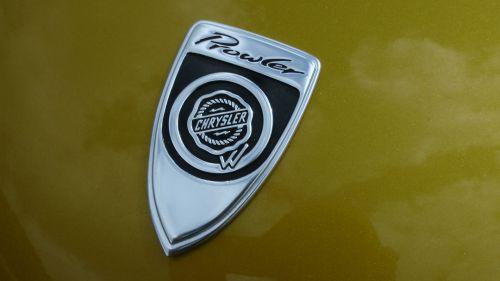 Chrysler Prowler Badge