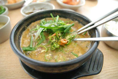 chueotang food seoul