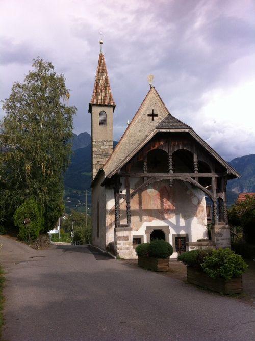 church st ruprecht tirolo