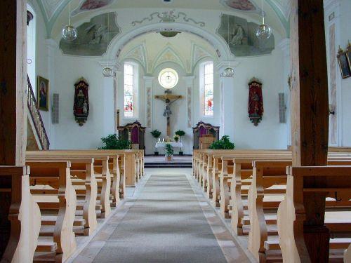 church nave jesus