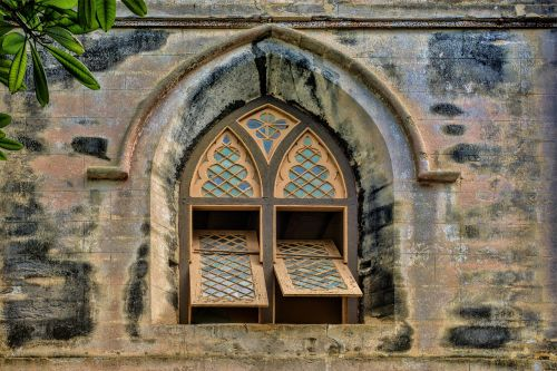 church window barbados