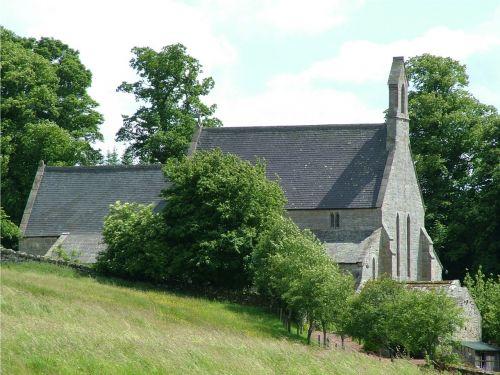 church alwinton northumberland