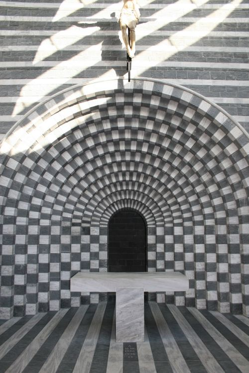 church architect mario botta chiesa di san giovanni battista