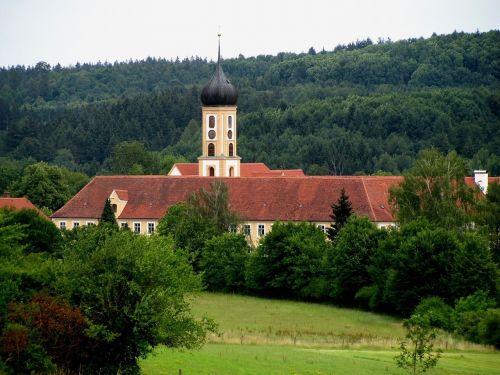 church monastery abbey