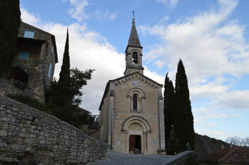 church france village