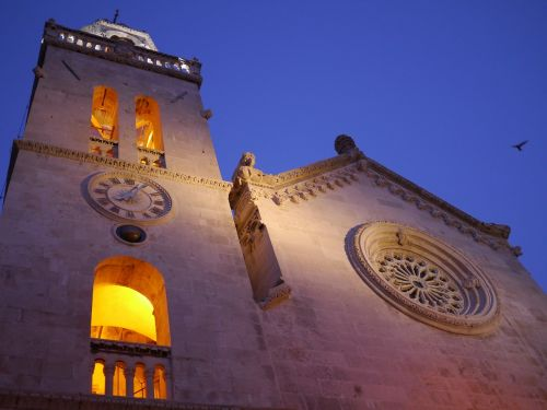 church croatia campanile