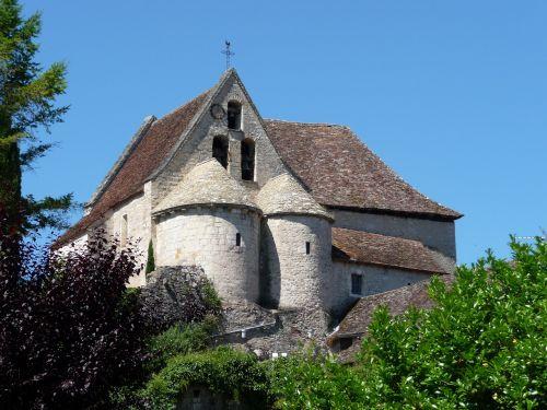 church france romanesque architecture