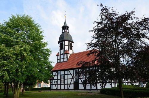 church christian timber framed building